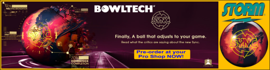 Bowltech - storm 2013